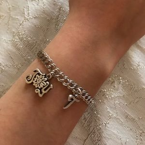 James Avery Charm Bracelet (with charms)